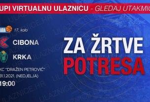 cibona-krka - aba liga - 2021