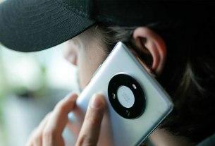 huawei smartphone / 2021.