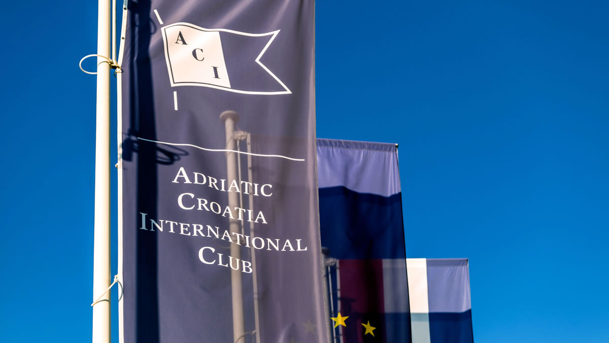 aci marina milna - adriatic croatia international club 2021