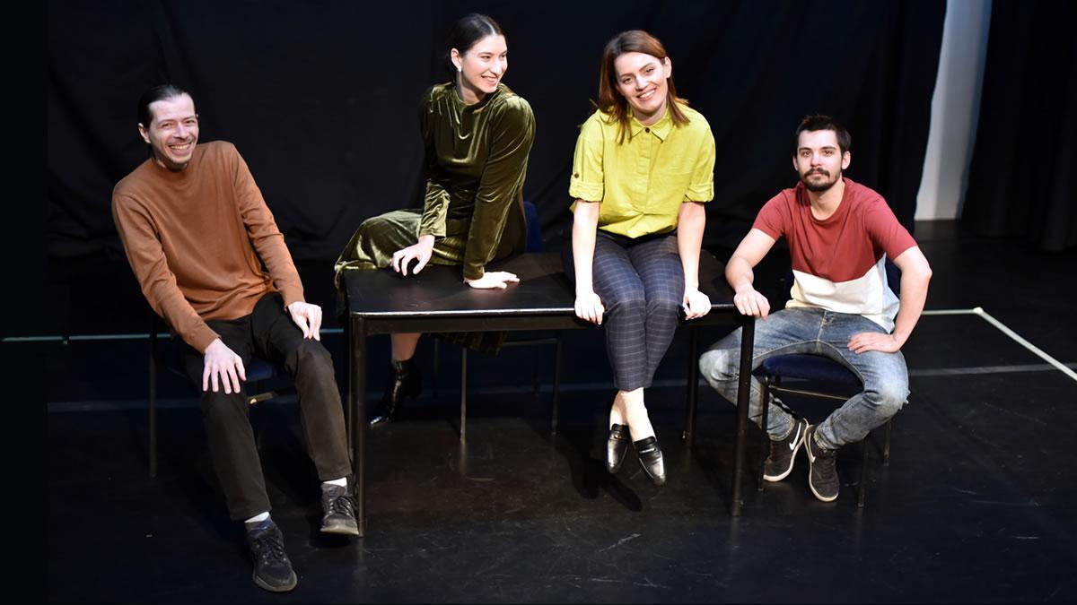 """predstava """"sreća"""" - teatar &td - 2021."""