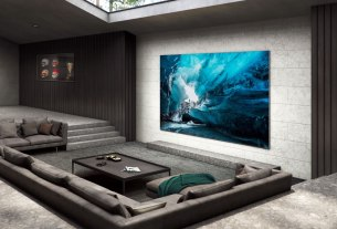 samsung microled tv / 2021.