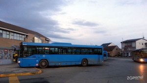 autobusni kolodvor - terminal velika gorica - ožujak 2017.