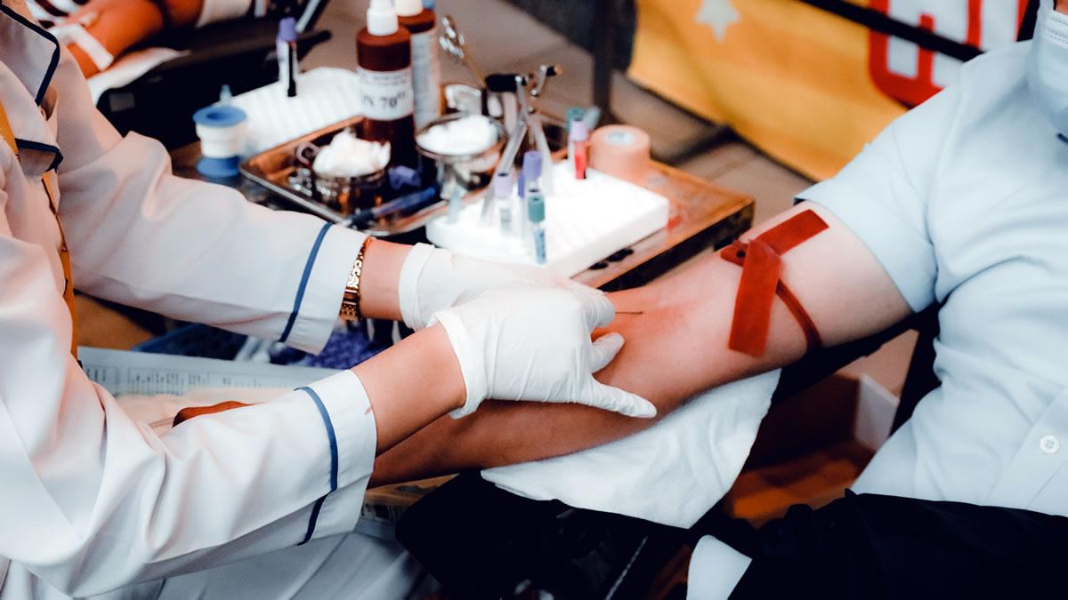 dobrovoljno darivanje krvi / 2021.