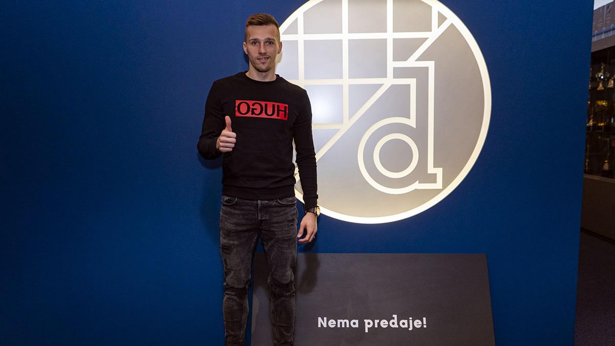 mislav oršić - dinamo zagreb - 2021.