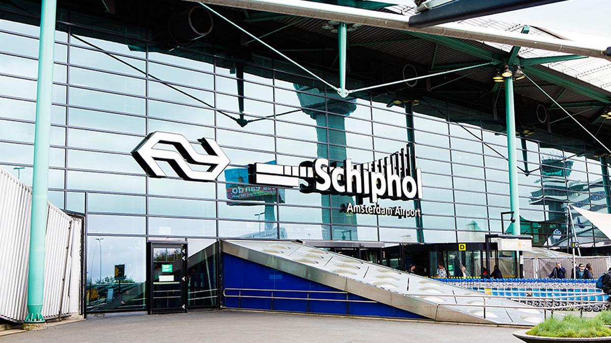 schiphol airport, amsterdam / 2020.