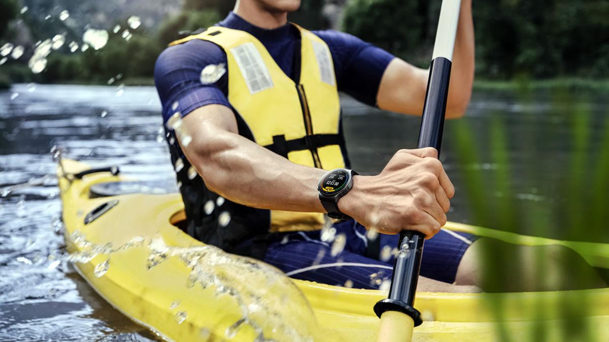 veslanje - huawei watch gt 2 pro - 2021.