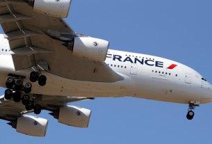 air france - airbus a380 - 2021.