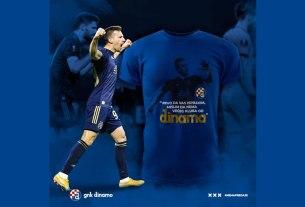 limited edition majica - mislav oršić - dinamo zagreb - 2021.