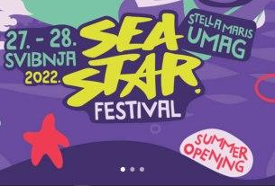 sea star festival 2022.