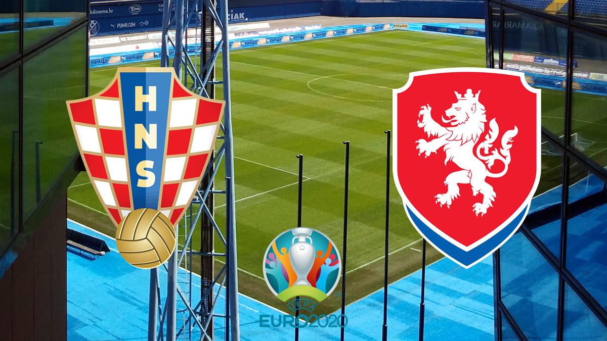 hrvatska - češka / euro 2020 / croatia - czech