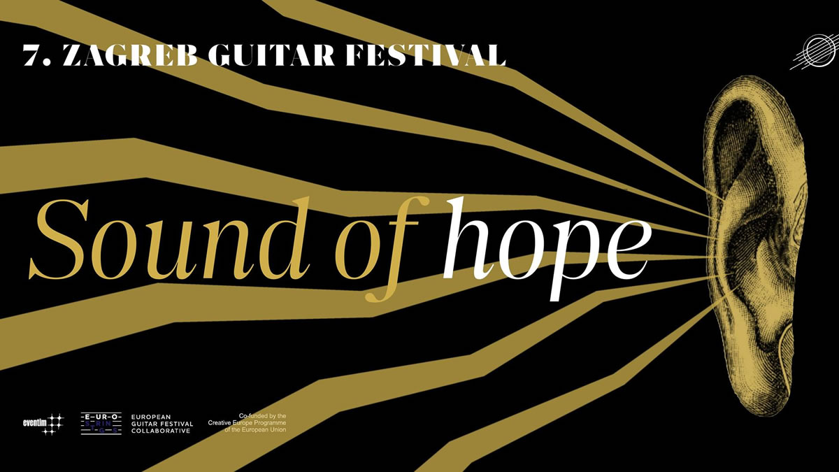 zagreb guitar festival 2021 - sound of hope