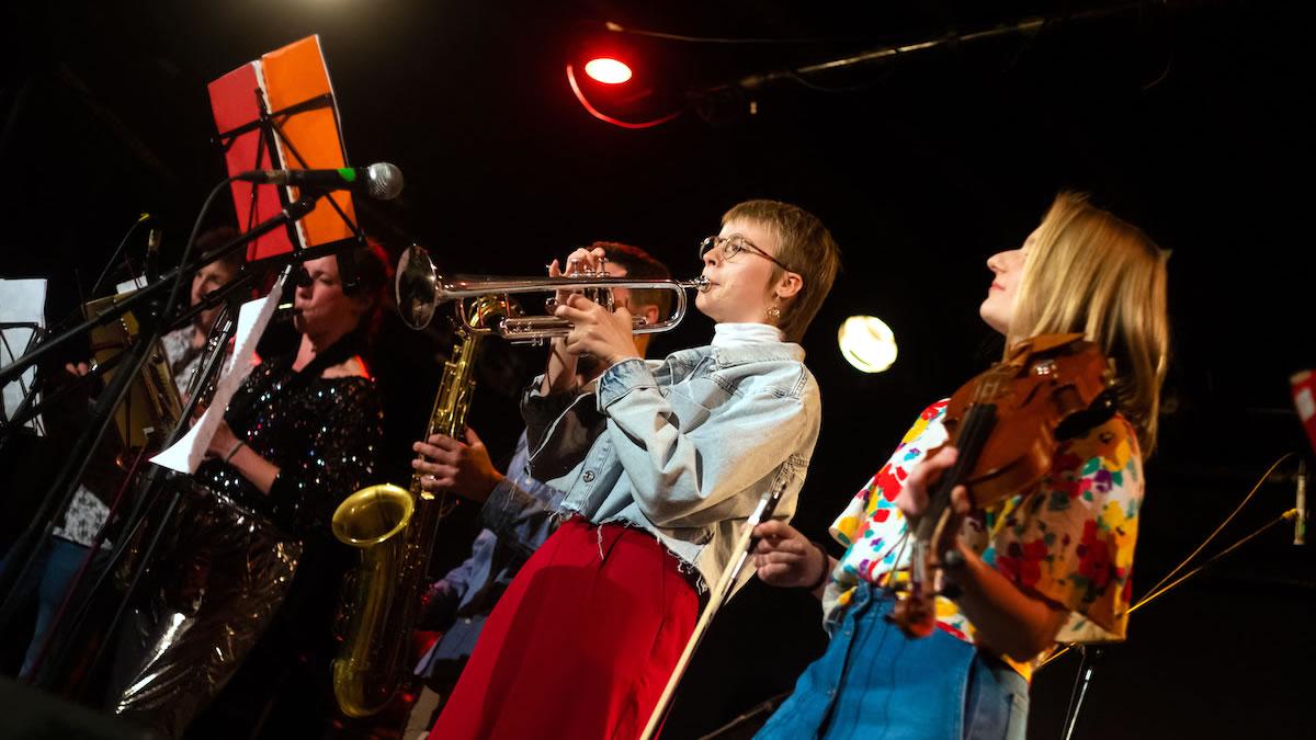 gungula - gypsy swing jazz band - zagreb - 2021.