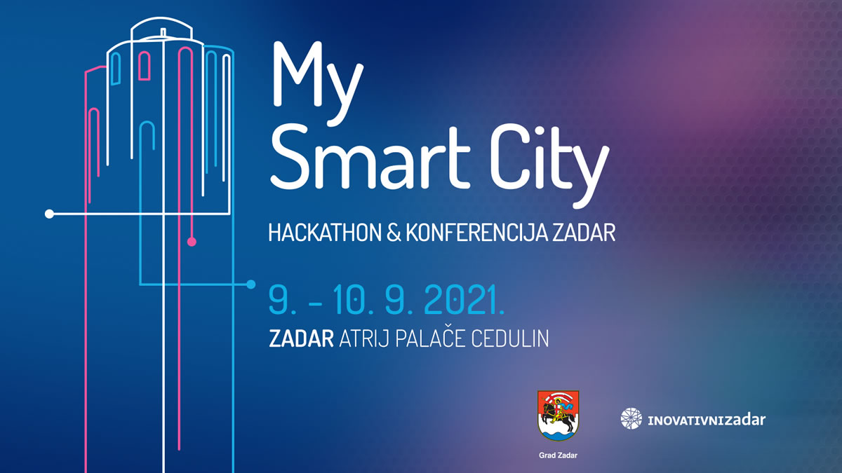 my smart city zadar / 2021.