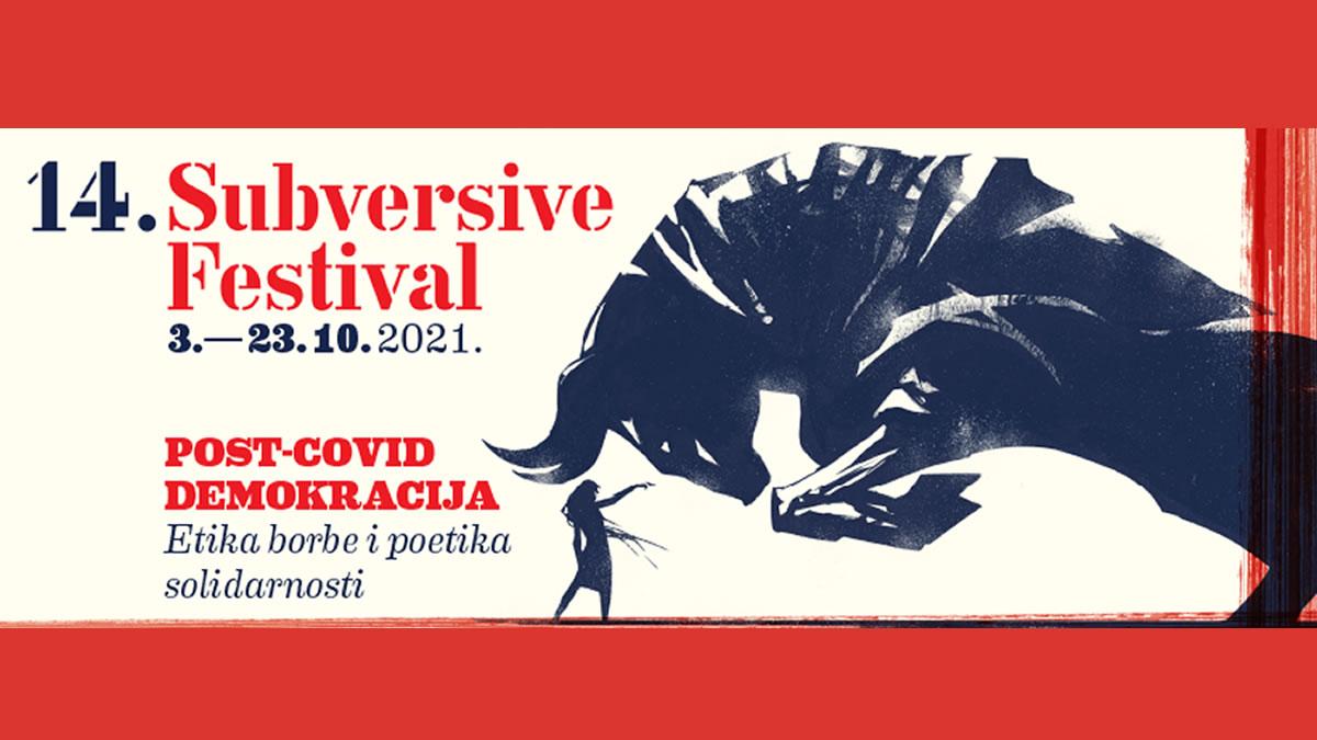 14. subversive festival zagreb 2021.