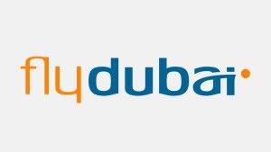 flydubai logo / 2021.