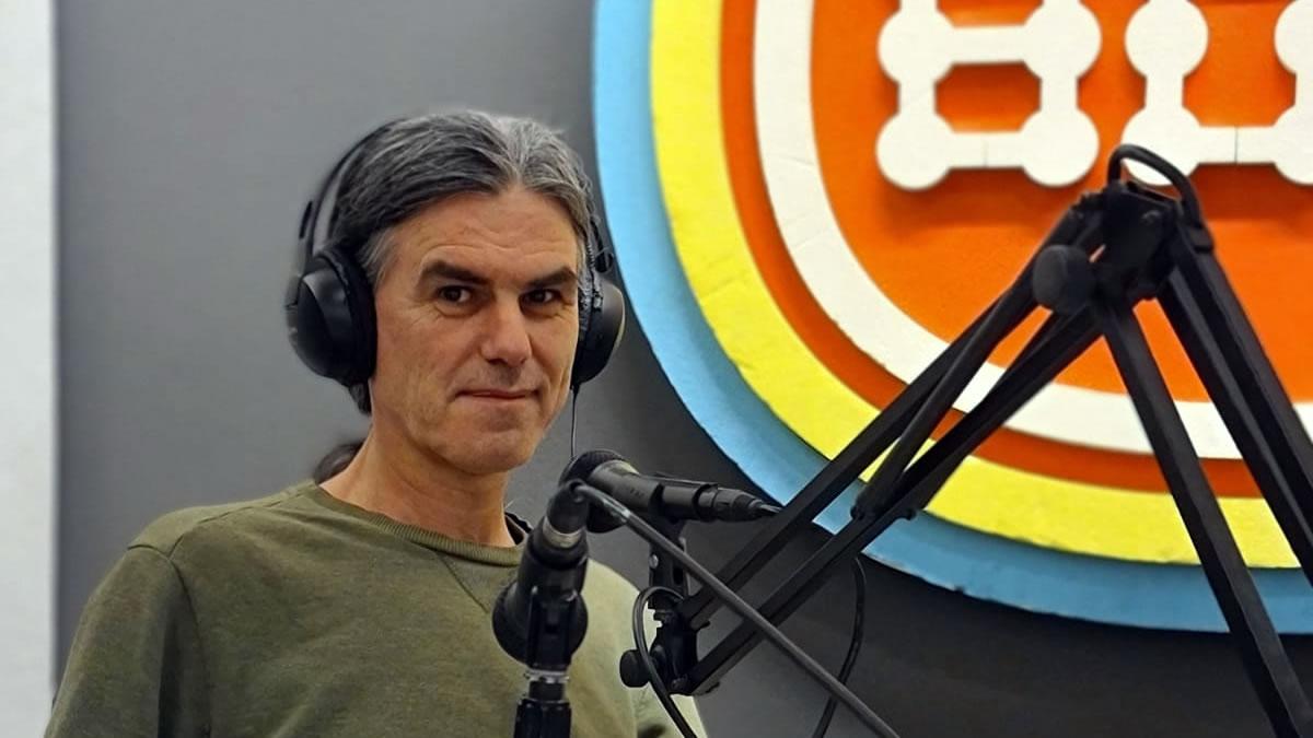 radio 808 / radijski voditelj ilko čulić / 2021.