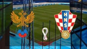 rusija - hrvatska / katar 2022