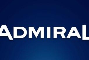 admiral casino / logo 2021.