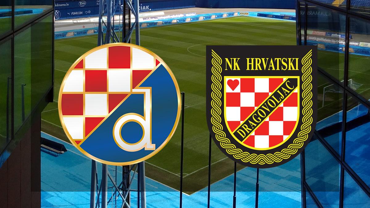 dinamo - hrvatski dragoljac / hnl - ht prva liga / 2021.-2022.
