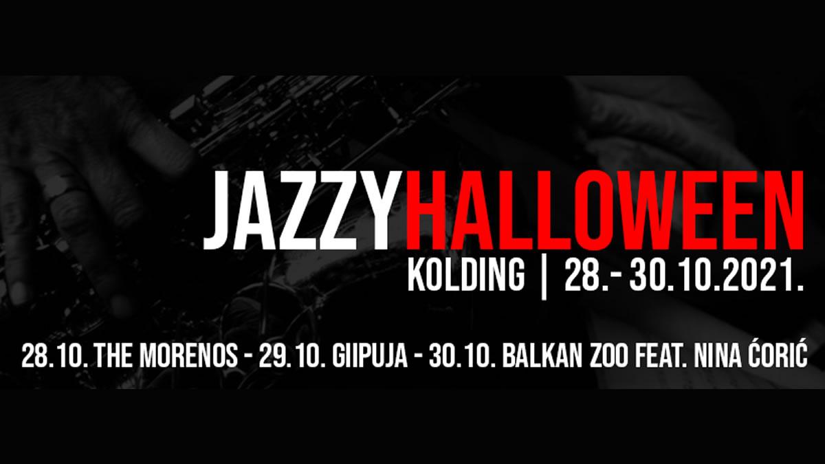 jazzy halloween - kolding caffe zagreb - 2021.