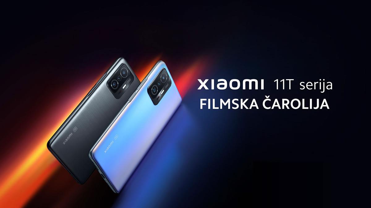 xiaomi 11t smartphone series / 2021.
