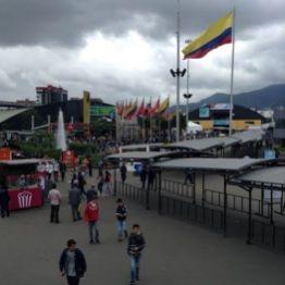Recinto de la feria de Bogotá