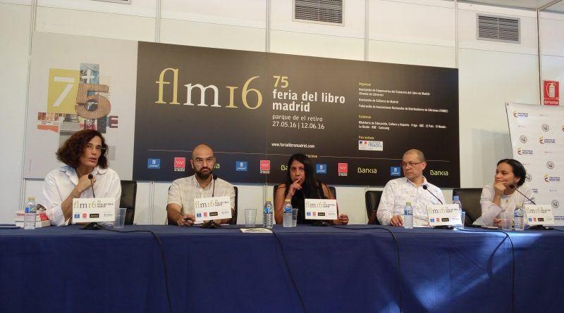Crónica. Feria del libro de Madrid