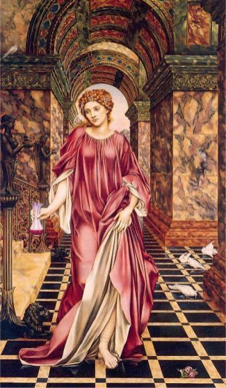 Medea de Evelyn De Morgan