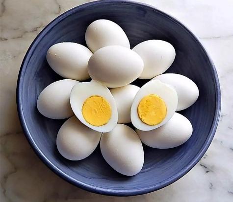 Польза яйца для человека