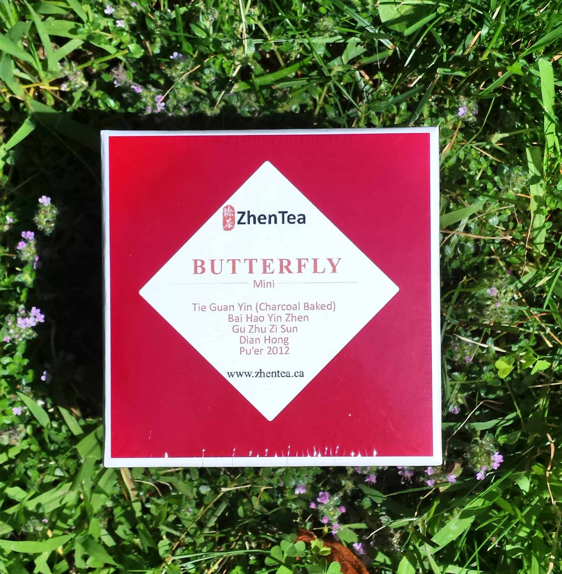 Butterfly Tea Collection