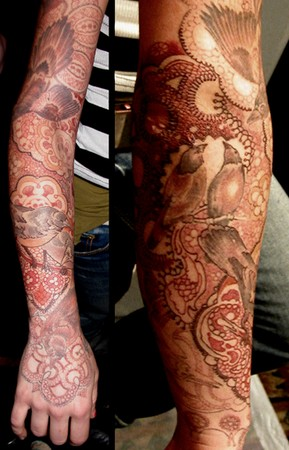 Looking for unique Sleeve tattoos