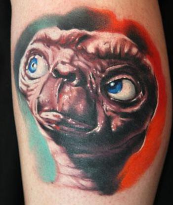 Remember that big Goonies tattoo phase? Yeah, neither do I?