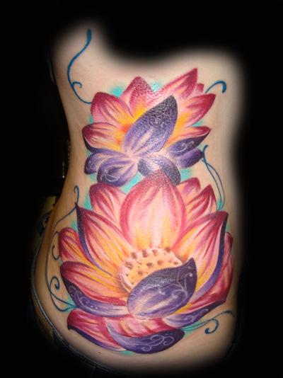 Looking for unique Flower tattoos Tattoos? Philadelphia Lotus Tattoo