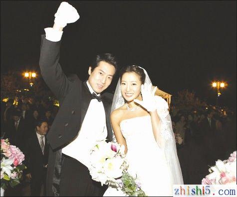 金喜善的老公是誰 金喜善老公照片 - 日韓知識 - www.zhishi5.com