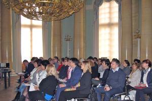 Межрегиональный координационный и экспертный совет проекта «Живые уроки» состоялся 18 апреля 2017 года во Дворце Государственного музея-усадьбы «Архангельское»