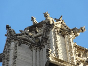 Meaning of Gargoyles