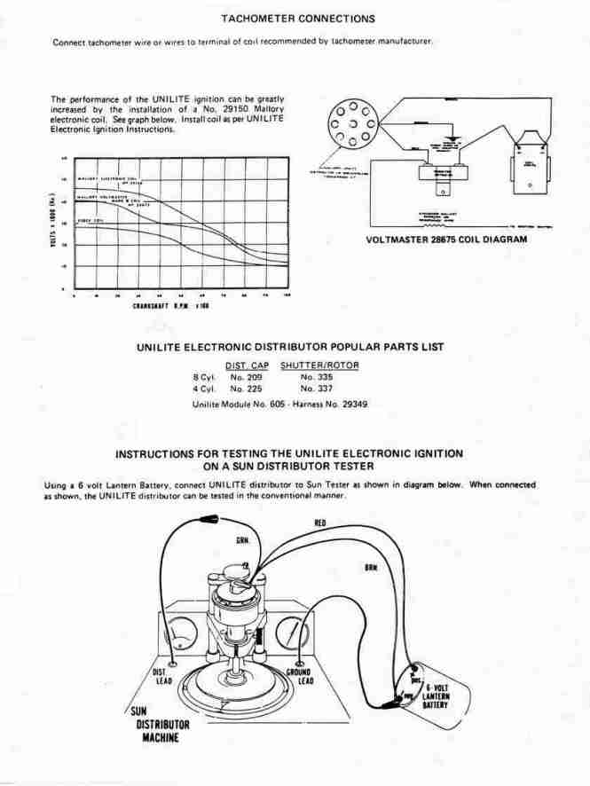 mallory unilite distributor wiring diagram wiring diagram mallory wiring diagrams outside light diagram pace american wiring diagram mallory unilite distributor