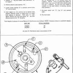 Mallory Unilite Distributor Wiring Diagram 1979 Corvette Headlight How To Adjust Mechanincal Advance In 5755101 Distributor? - Ffcars.com : Factory Five ...