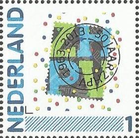 ZHPV jubileumzegel