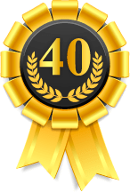 veertig jarig jubileum 40 Jarig Jubileum Afbeelding   ARCHIDEV veertig jarig jubileum