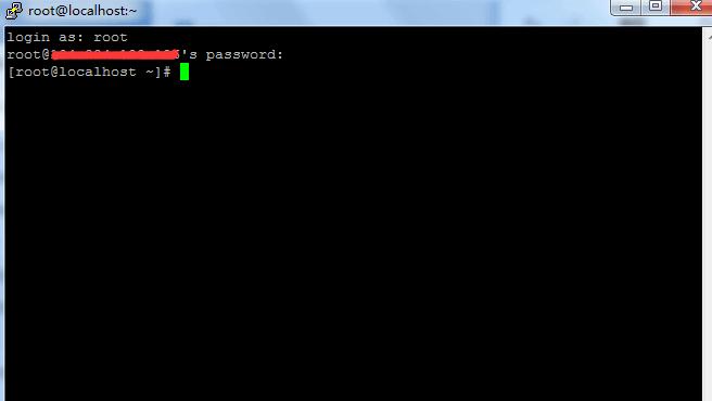 使用putty远程登录VPS配置shadowsocks信息 上网配置