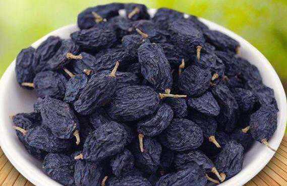 黑加侖葡萄干的功效與作用的區別分辨方法