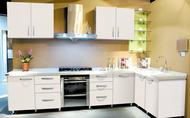 acrylic kitchen cabinets how to get rid of bugs in cupboards 白色木纹亚克力橱柜 亚克力厨柜