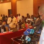 Abdoulaye Magassouba, ministre des Mines: «de 2011 à 2018, nous avons mobilisé plus de 10 milliards de dollars d'investissement»