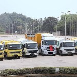 Guinée: Prof Alpha Condé se félicite d'un don de camions-poubelles de la société Albayrak