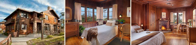 Asilomar Historic Rooms