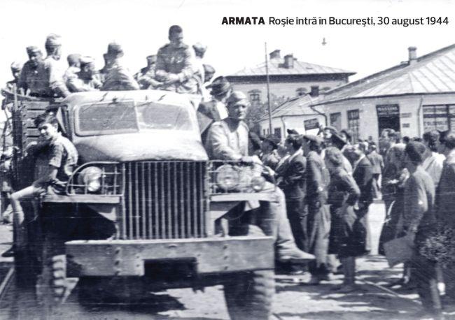 Armata Rosie intra in Bucuresti - Prof Buzatu - Ziaristi Online