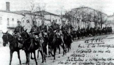 Trupele romane in drum spre Stalingrad - via Ziaristi Online