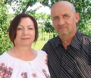 Festivalul National al iei 2014 - Alexandru Moraru si Maria Vlas Botnaru
