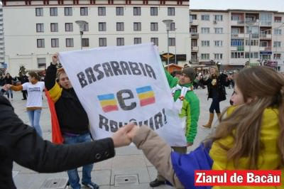 Strângere de semnături pentru proiectul Aducem Basarabia acasă